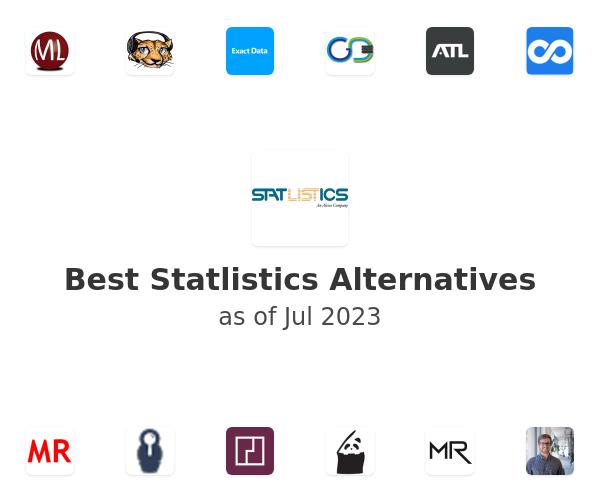 Best Statlistics Alternatives