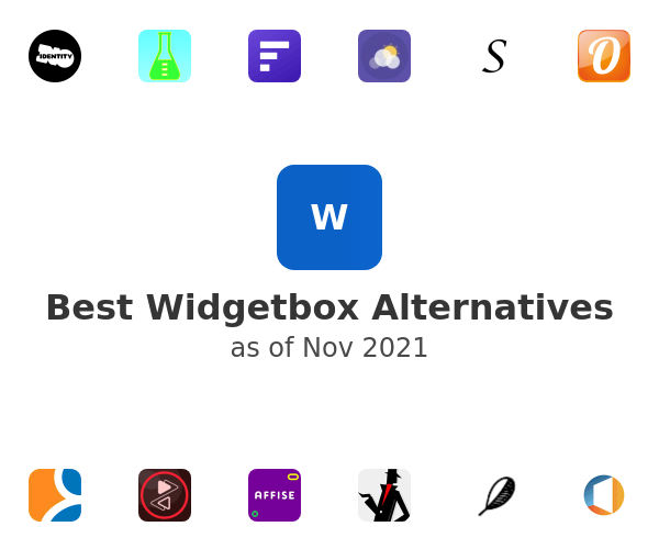 Best Widgetbox Alternatives