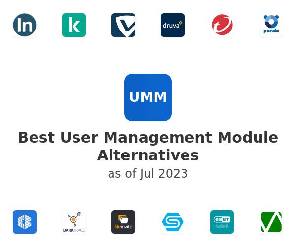 Best User Management Module Alternatives