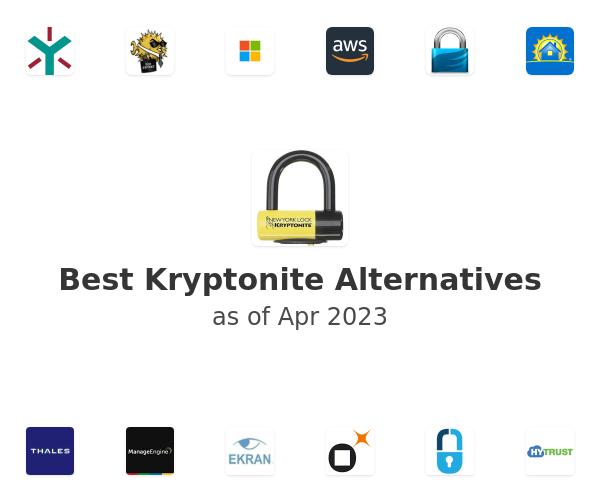 Best Kryptonite Alternatives