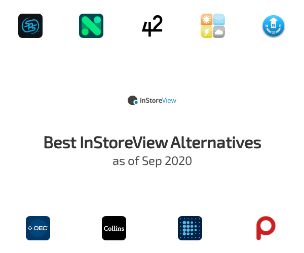 Best InStoreView Alternatives