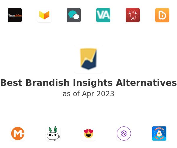 Best Brandish Insights Alternatives