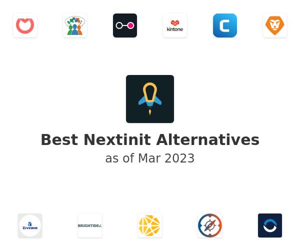 Best Nextinit Alternatives