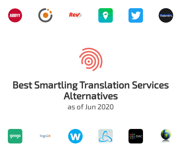 Best Smartling Translation Services Alternatives
