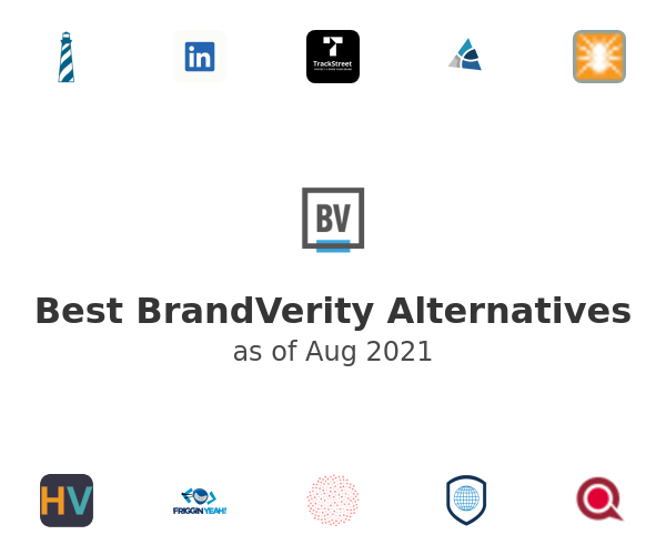 Best BrandVerity Alternatives