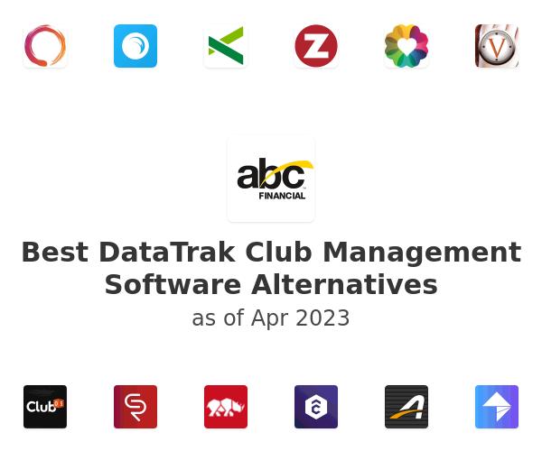 Best DataTrak Club Management Software Alternatives