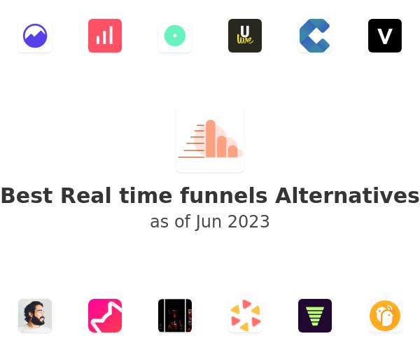 Best Real time funnels Alternatives