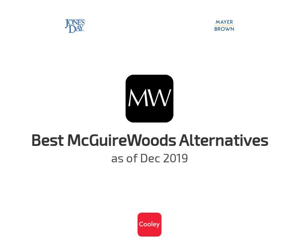 Best McGuireWoods Alternatives