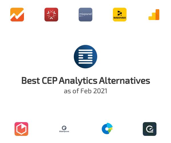 Best CEP Analytics Alternatives