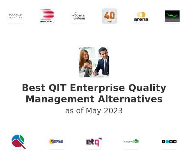 Best QIT Enterprise Quality Management Alternatives