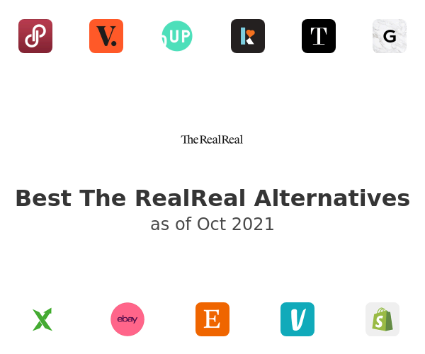 Best The RealReal Alternatives