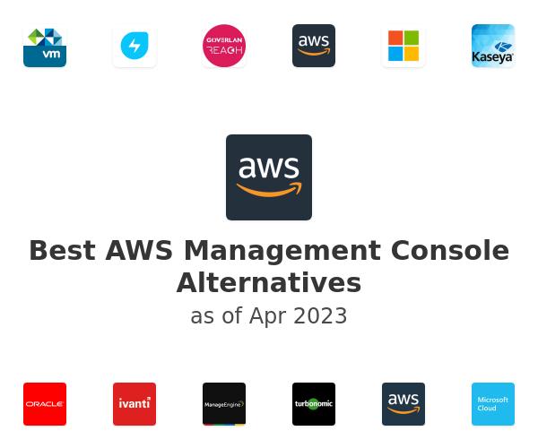 Best AWS Management Console Alternatives