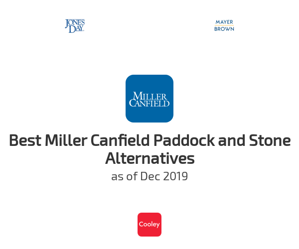 Best Miller Canfield Paddock and Stone Alternatives