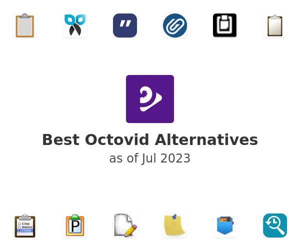 Best Octovid Alternatives