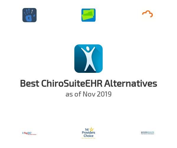 Best ChiroSuiteEHR Alternatives