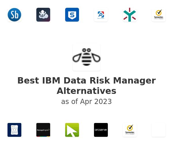 Best IBM Data Risk Manager Alternatives