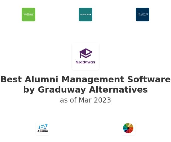 Best Alumni Management Software by Graduway Alternatives