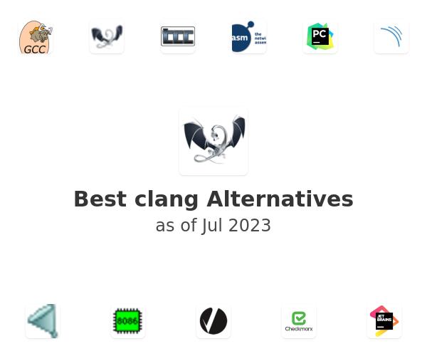 Best clang Alternatives