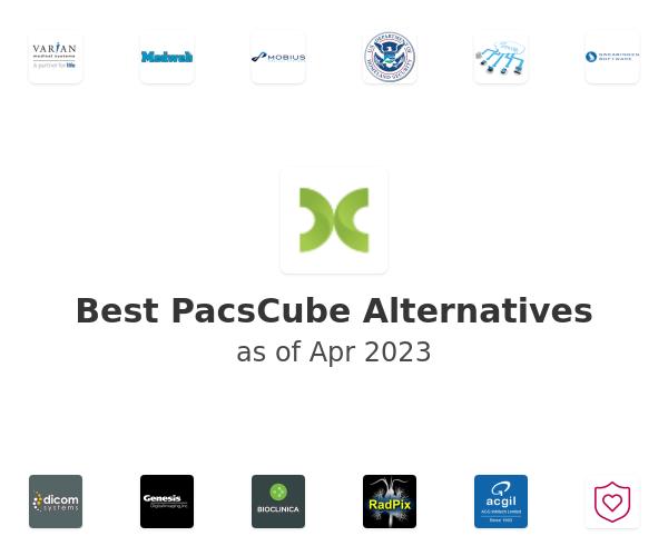 Best PacsCube Alternatives