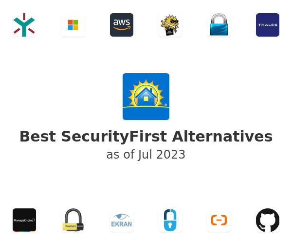 Best SecurityFirst Alternatives