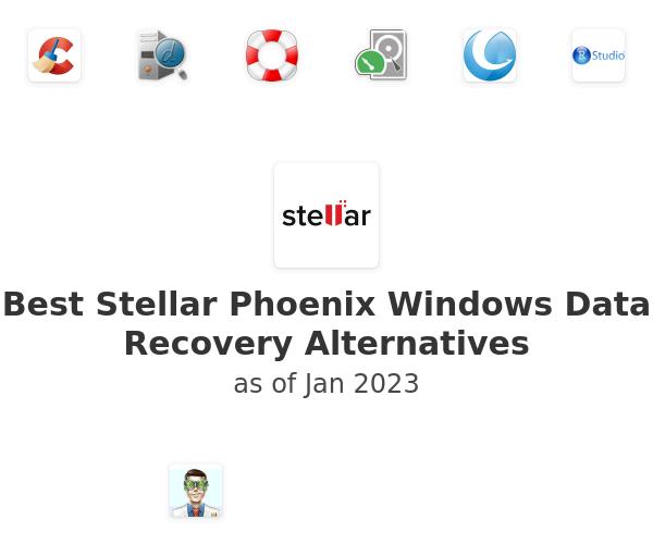 Best Stellar Phoenix Windows Data Recovery Alternatives
