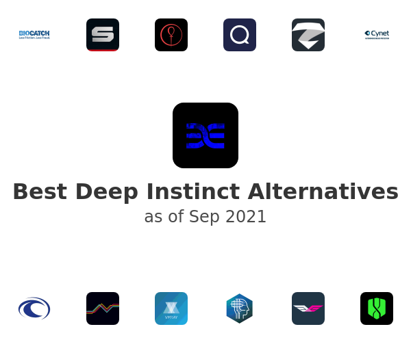 Best Deep Instinct Alternatives