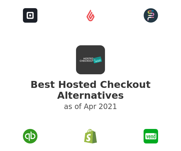Best Hosted Checkout Alternatives