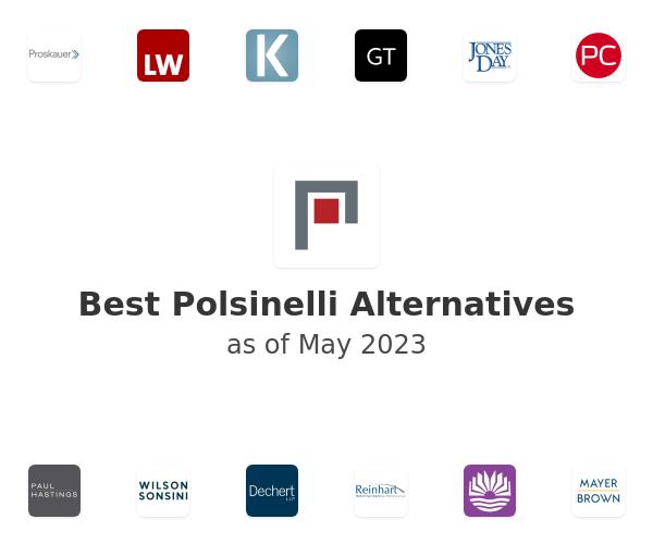 Best Polsinelli Alternatives