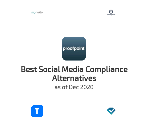 Best Social Media Compliance Alternatives