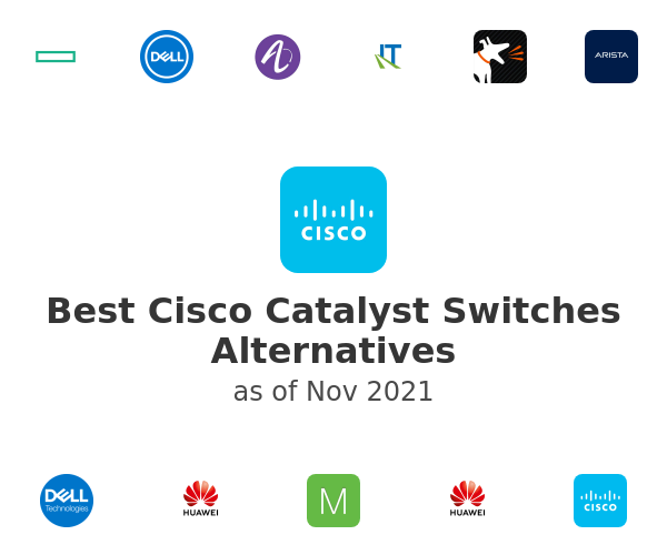 Best Cisco Catalyst Switches Alternatives