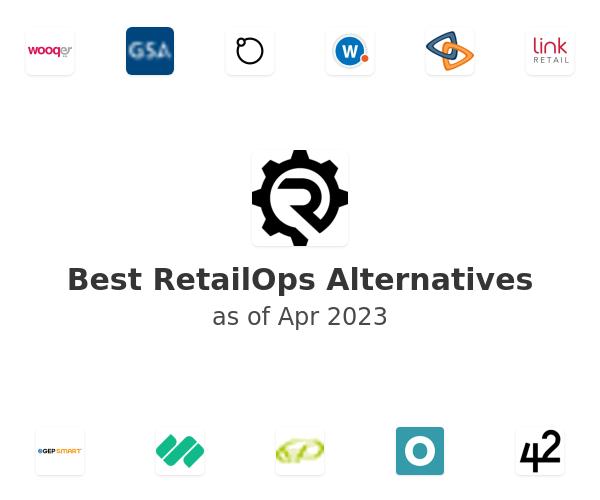 Best RetailOps Alternatives