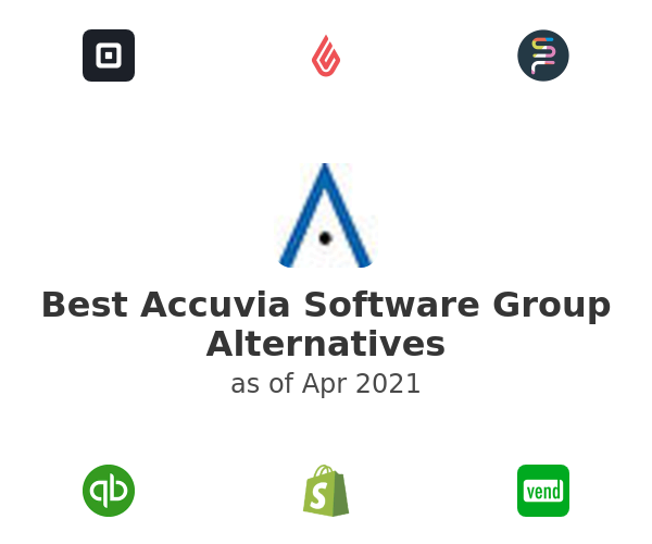 Best Accuvia Software Group Alternatives