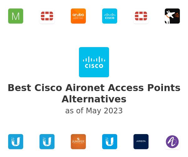 Best Cisco Aironet Access Points Alternatives
