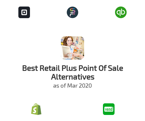 Best Retail Plus Point Of Sale Alternatives