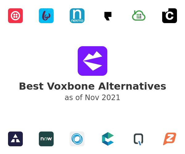 Best Voxbone Alternatives