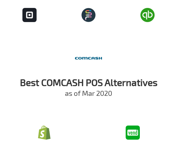 Best COMCASH POS Alternatives