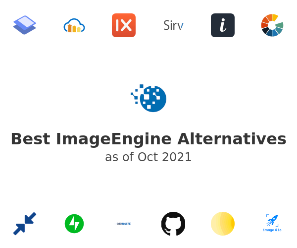 Best ImageEngine Alternatives