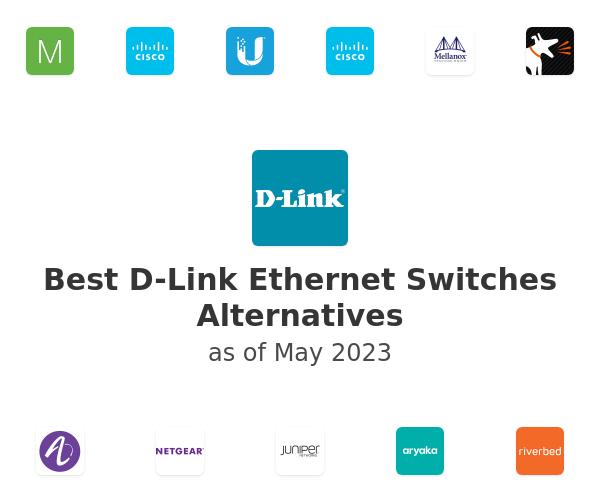 Best D-Link Ethernet Switches Alternatives
