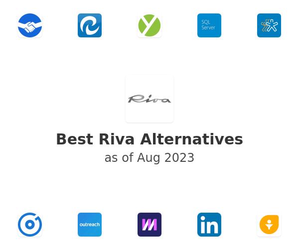 Best Riva Alternatives