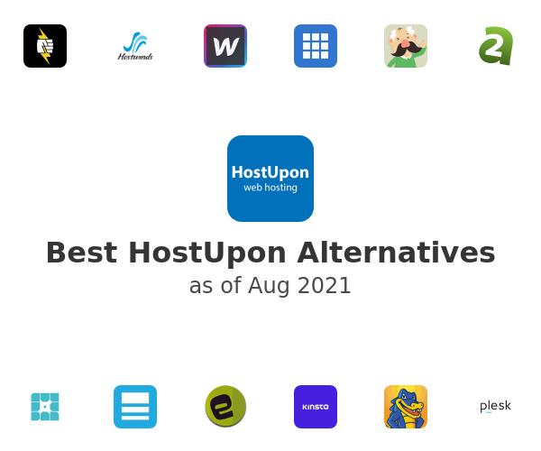 Best HostUpon Alternatives
