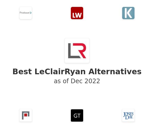 Best LeClairRyan Alternatives