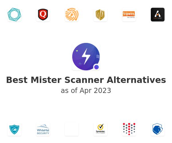 Best Mister Scanner Alternatives