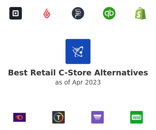 Best Retail C-Store Alternatives