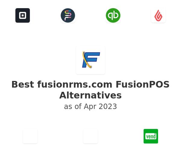 Best FusionPOS Alternatives
