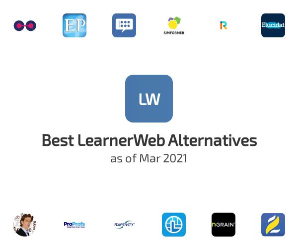 Best LearnerWeb Alternatives