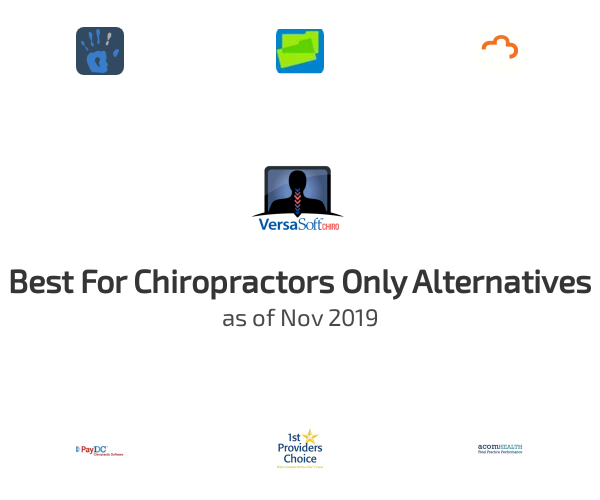 Best For Chiropractors Only Alternatives