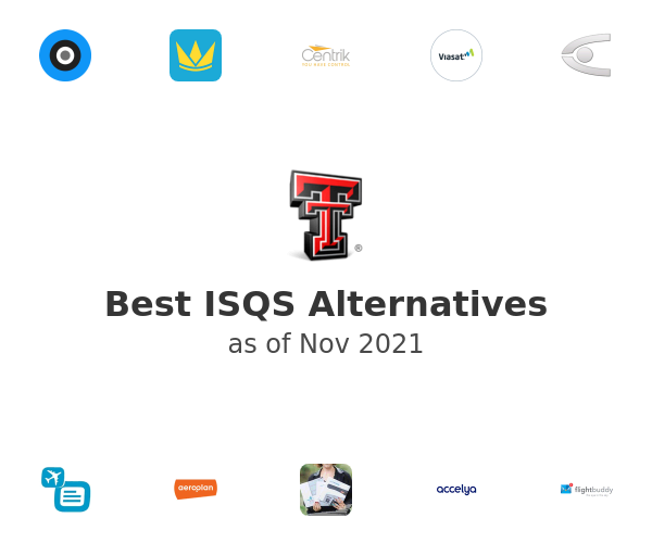 Best ISQS Alternatives