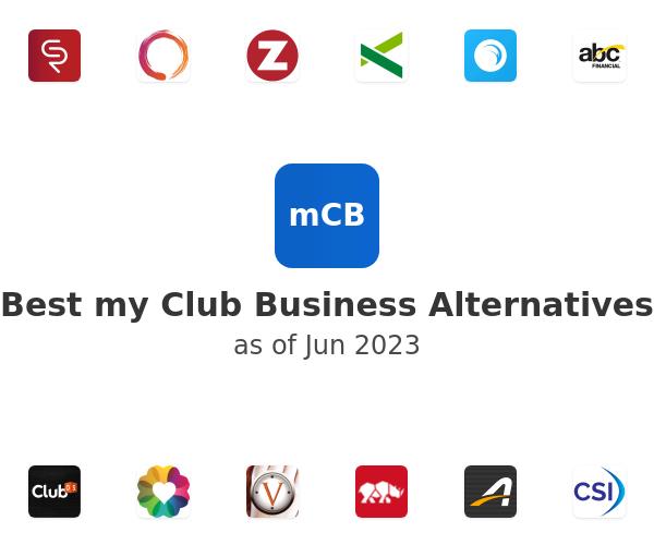 Best my Club Business Alternatives