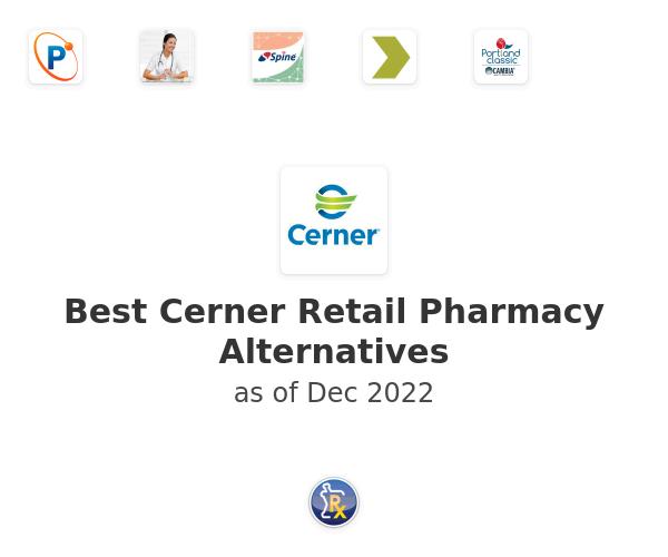 Best Cerner Retail Pharmacy Alternatives
