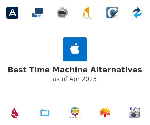 Best Time Machine Alternatives